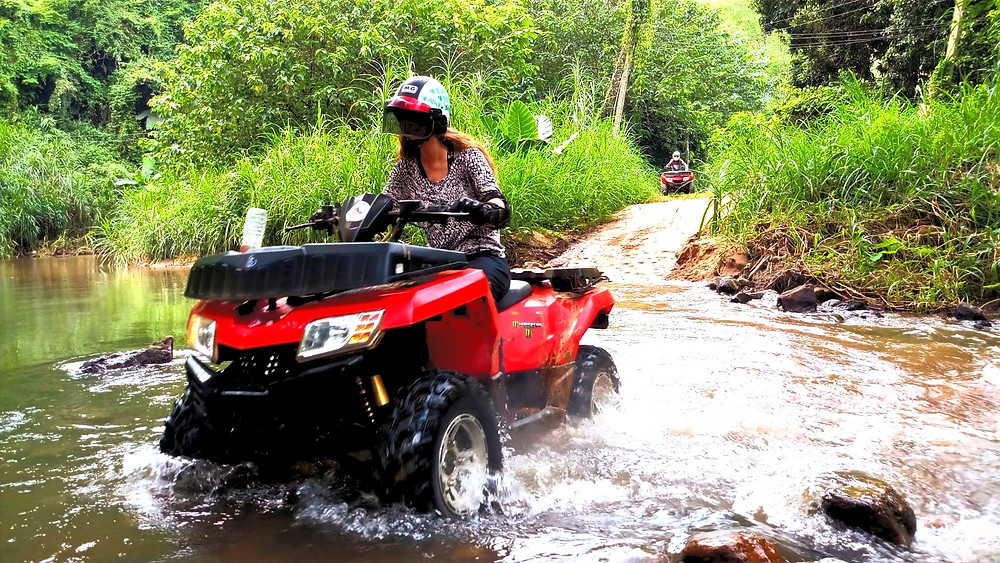 Adventure Banpong ATV off-road