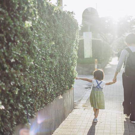 על פרידות ויחסי אמון בינינו לילדים שלנו