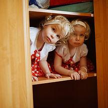 הצבת גבולות לתאומים