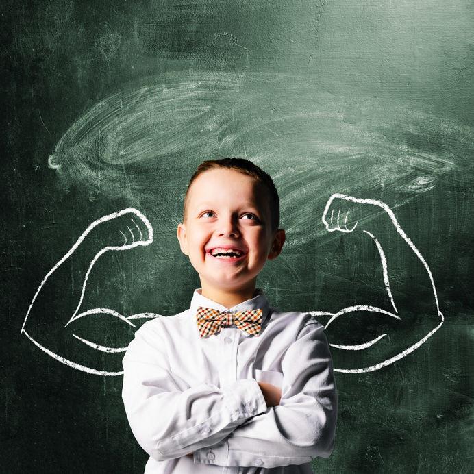 ביטחון עצמי ילדים הדרכת הורים קרן דור