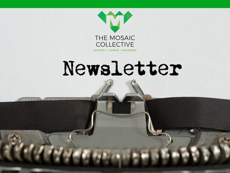 Newsletter - Issue 5 April 2020
