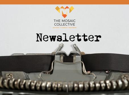 Newsletter - Issue 1 November 2019