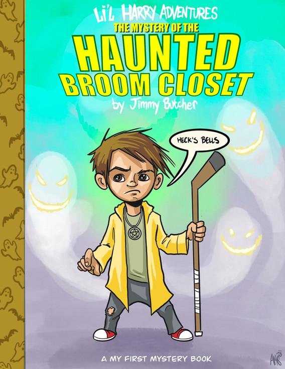 L'il Harry Adventures: Haunted Broom Closet