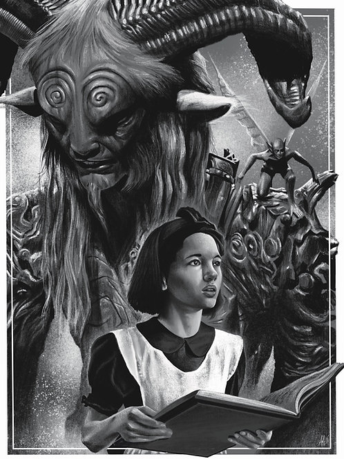 Pans Labyrinth Print