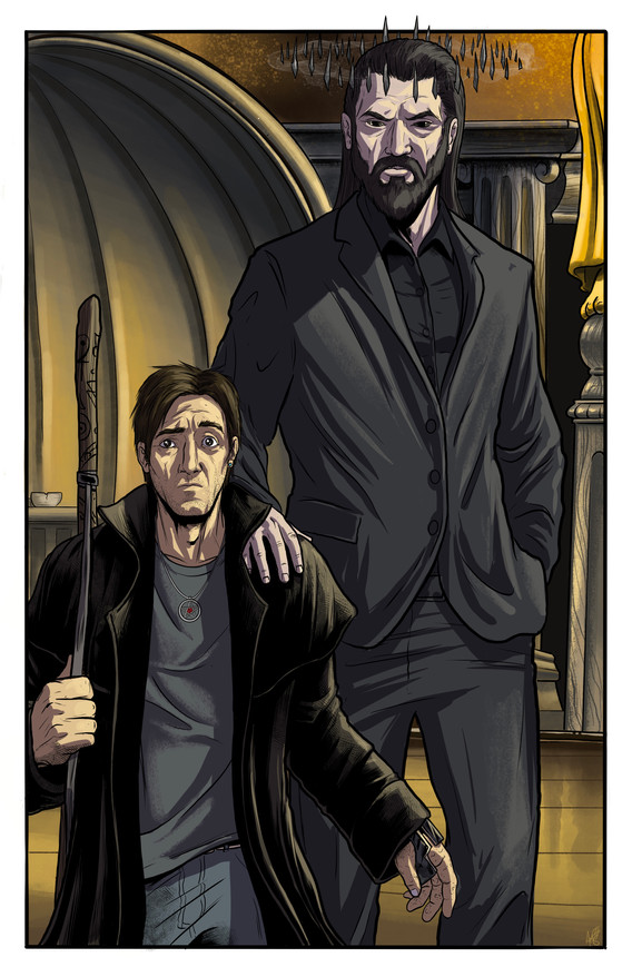 Harry and Hades