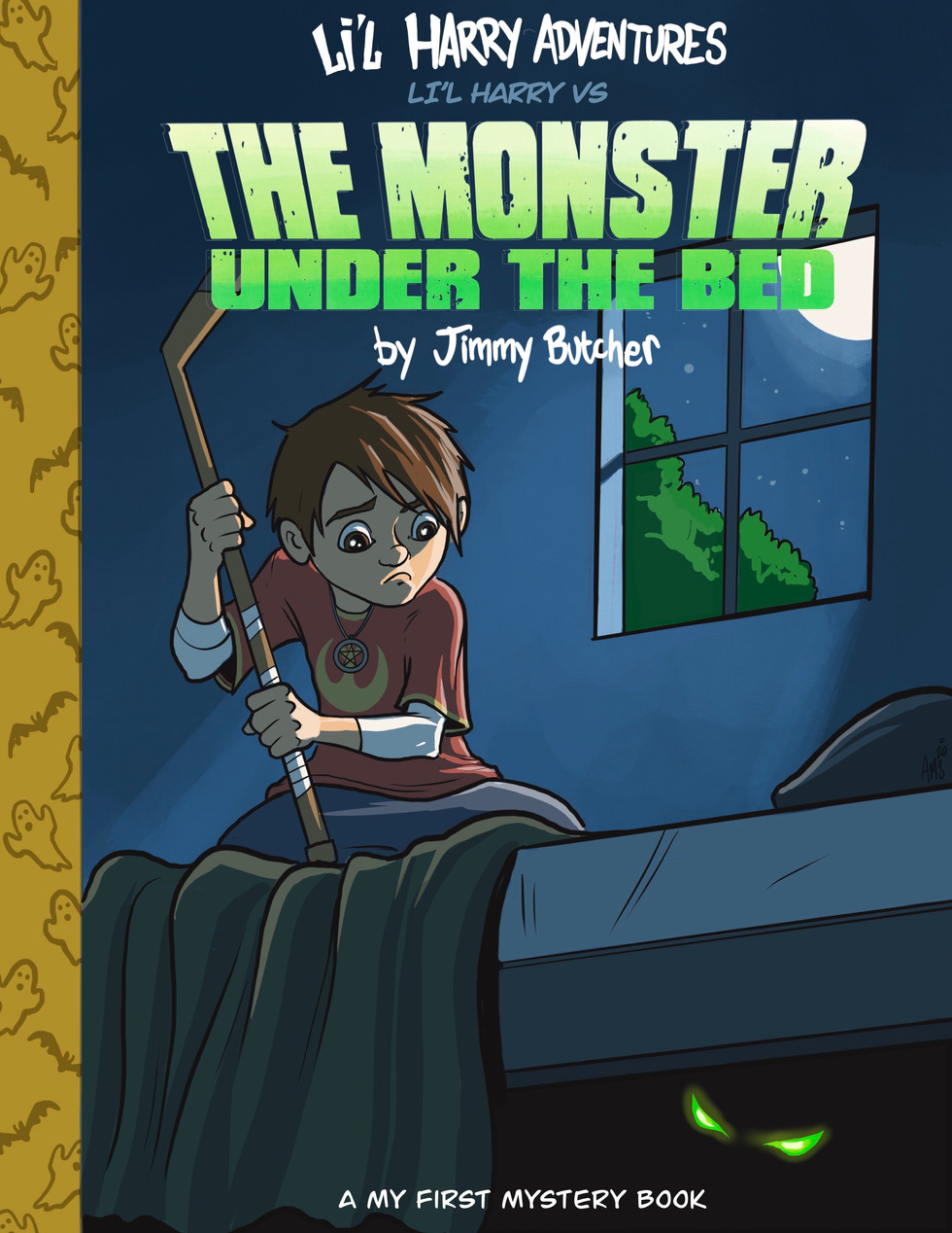 L'il Harry Adventures: Monster Under the Bed