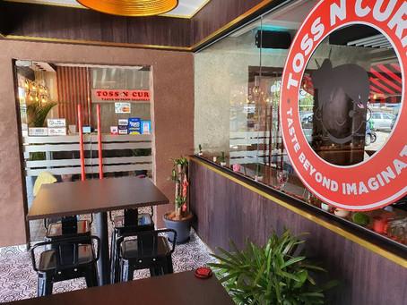 Toss n Curry Restaurant @ Damansara