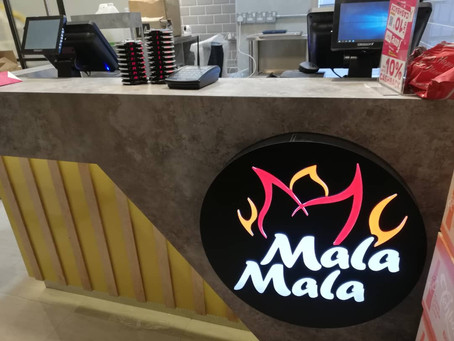 Mala Mala Hotpot @Mid Valley