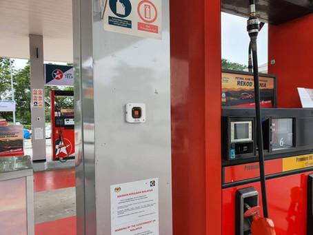 Caltex Petrol Station @ Shah Alam