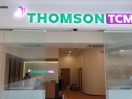 Thomson TCM @ Puchong