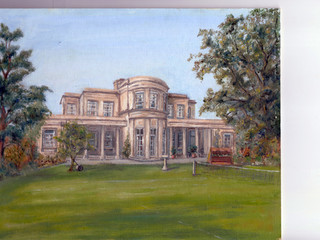1844: Corinth House, home to The Royal Victoria Disensary
