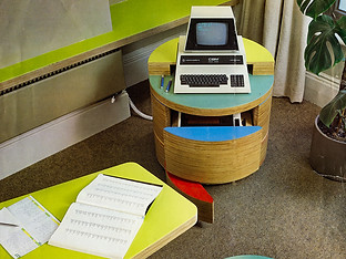 Consulting Room furniture.