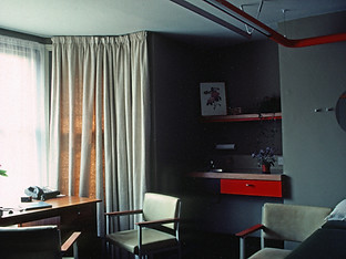 1982: Nurse's consulting room.