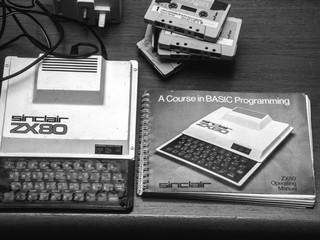 1980 My first computer