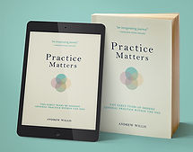 Pratie Matters: a book about modern NHS general practice