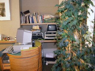 1991 Consulting Room.