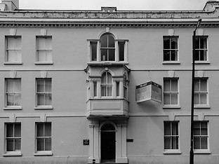 Our practice's premises in 1856
