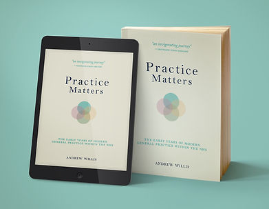 Practice-Matters - a fascinating book about the history of general practice within the NHS