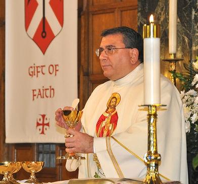 Rev. Msgr. Albin J. Grous, S.T.D., M.A., M. Div.