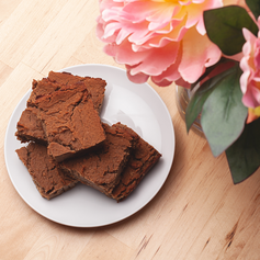 Arbonne Chai Protein Brownies