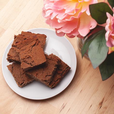 Arbonne Chai Protein Brownies