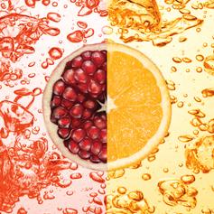ENERGY FIZZ STICKS - Pomegranate