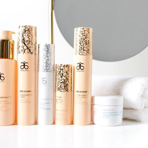 Arbonne RE9 Advanced Skincare Set