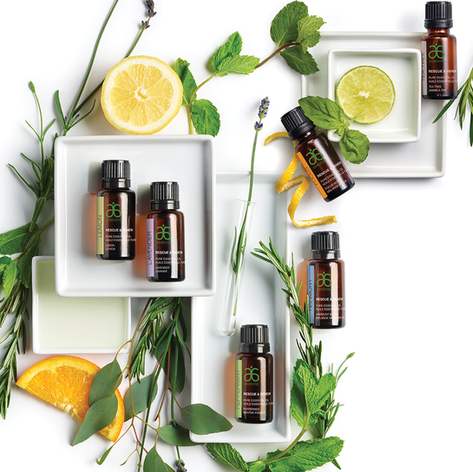 Arbonne Rescue & Renew Pure Essential Oils