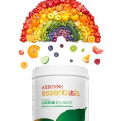 Arbonne Essentials Greens Balance
