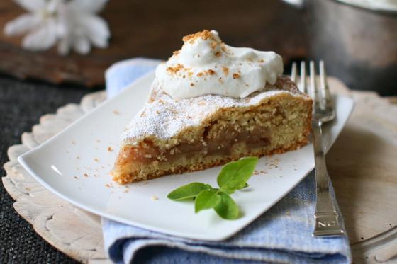Oma's Apfel Kuchen