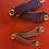 Thumbnail: False aylmeri anklets with rolled edge
