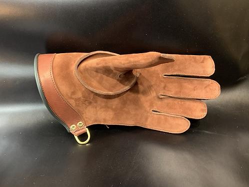 Falconry Gloves Machine Sewn
