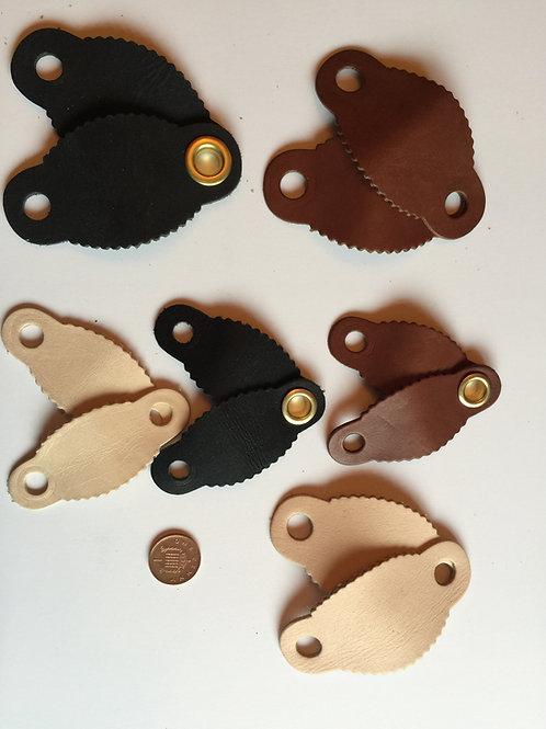 Hawk Anklets