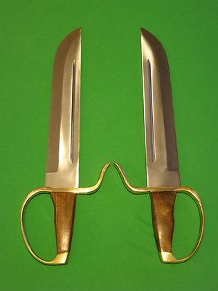 Ving Tsun Butterfly Knives