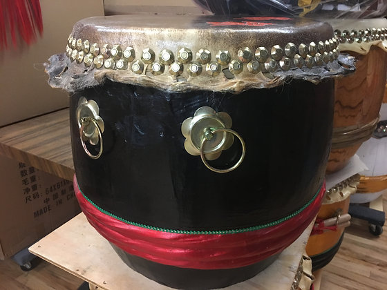 """21"""" Kung Fu / Southern Lion Dance Drum"""
