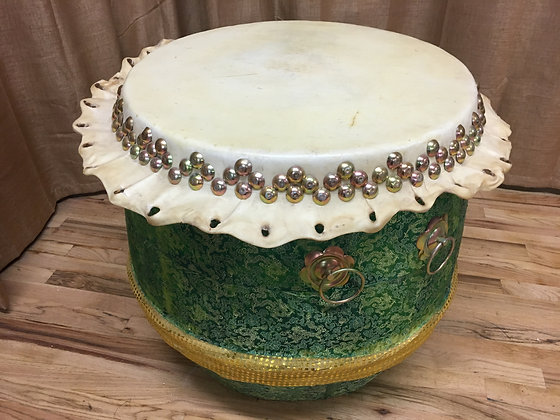 """26"""" Kung Fu / Southern Lion Dance Drum (2nd Quality)"""