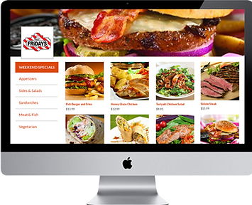Online Ordering with Group Ordering capabilities for free.