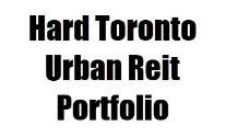 Hard Toronto Urban Reit Portfolio