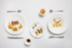 cookplay tableware design gastronomy , ana roquero , redefine the modern table