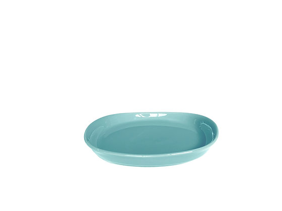 NAOTO Plate 17 cm Ice Blue  (4 units)