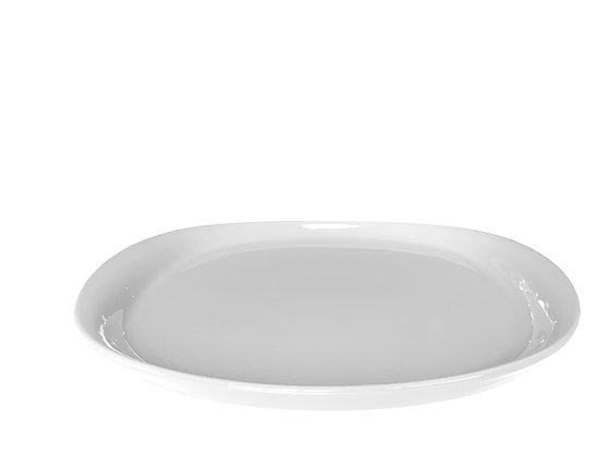 NAOTO Plate 29 cm White (2 units)