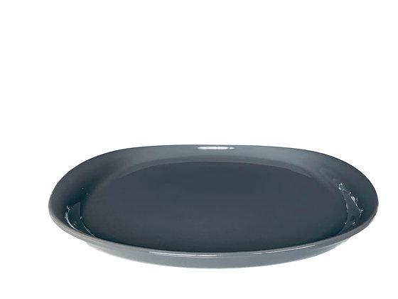 NAOTO Plate 29 cm Dark Gray (2 units)