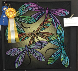Medium Wall 1st Place & Best of Show
