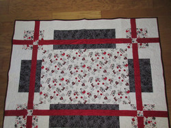 Sheep Quilting