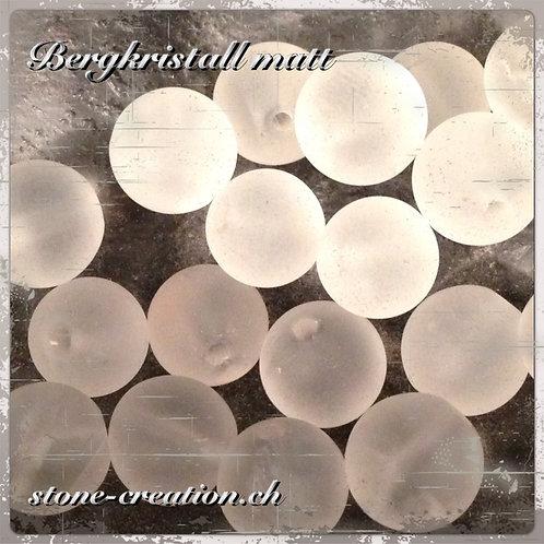 """Bergkristall matt """"Steinbock"""""""