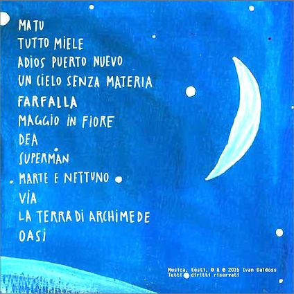 Marte e Nettuno , Ivan Daldoss , Michela Nanut , pop italiano , Phil Mer , Michael Rosen