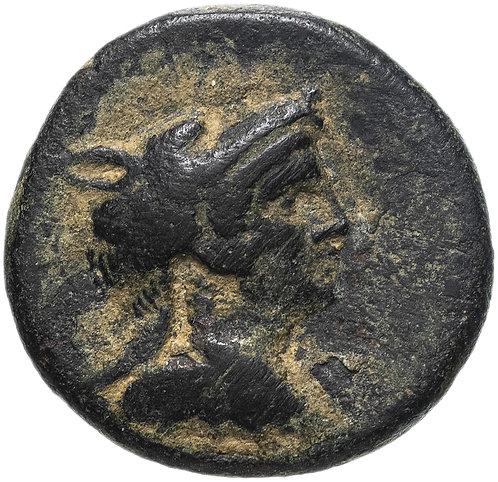 Понтийское царство, Митридат VI, 120-63 годы до Р.Х., АЕ22. Pontos, Mithridates
