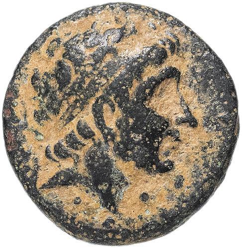Государство Селевкидов, Антиох I Сотер, 281-261 годы до Р.Х., АЕ18. Soter Antioc