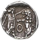 Финикия, Абд Аштарт II, 342-333 годы до
