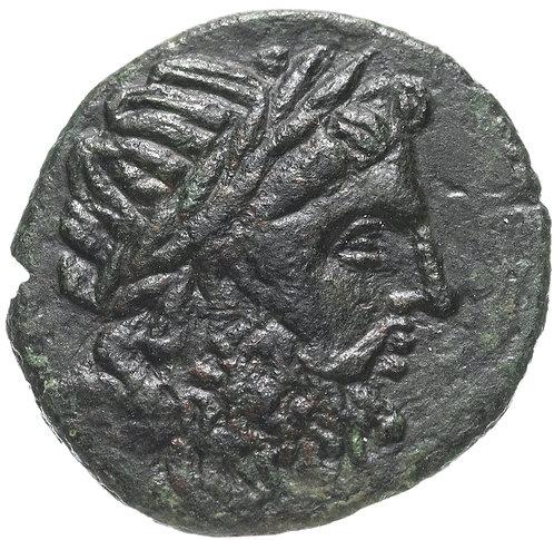 Фракия, Одрисское царство, Севт III, 331-300 годы до Р.Х., АЕ18. Seuthes III
